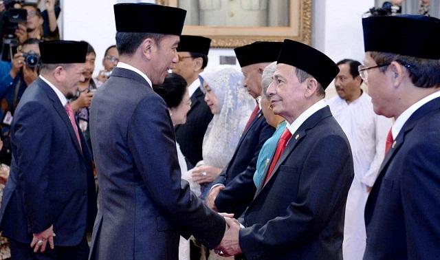 Nu Terpental Dari Watimpres Ada Habib Luthfi Ini Profil 9 Watimpres Jokowi Duta Co Berita Harian Terkini