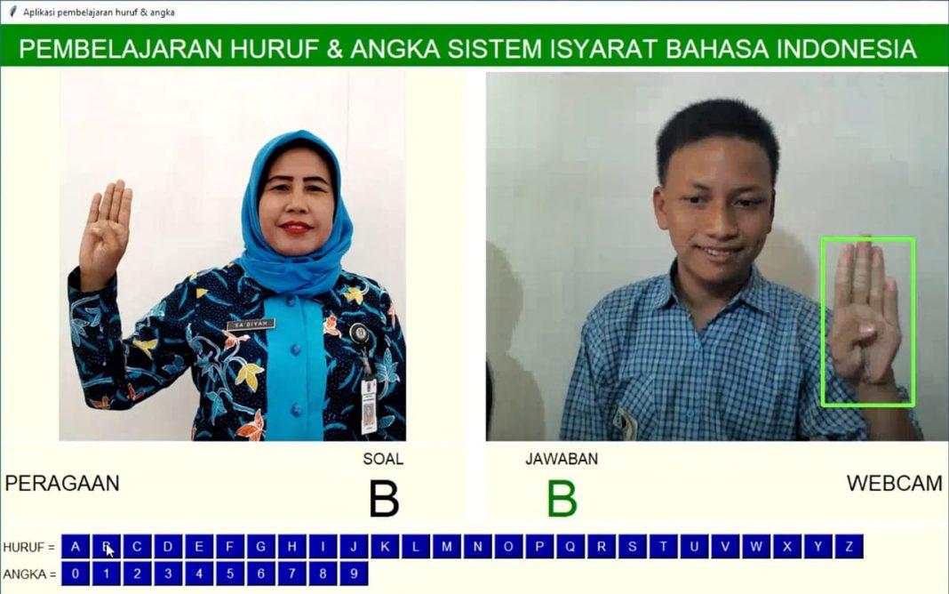 Aplikasi Sistem Isyarat Bahasa Indonesia, Memudahkan ...