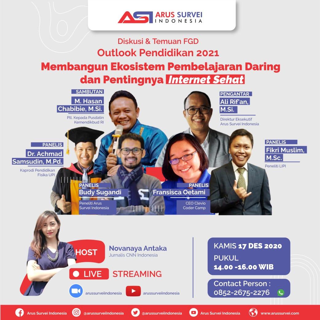 Meneropong Pendidikan Indonesia 2021, Penting Perkuat ...